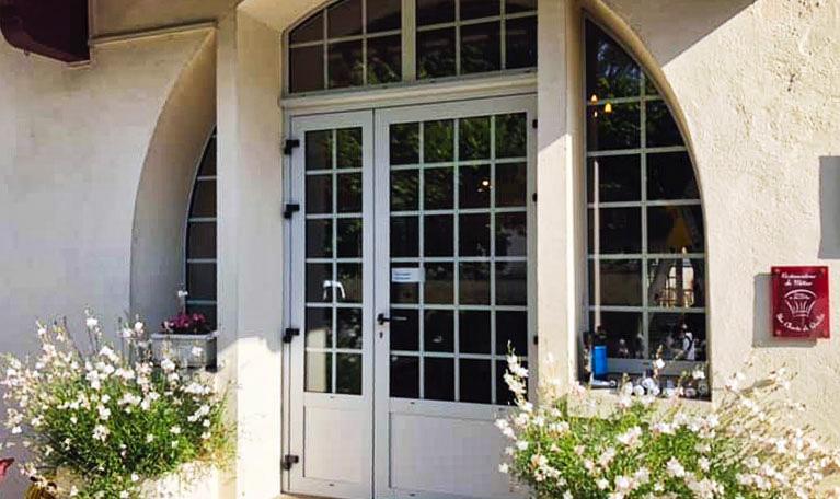 Porte fenêtre en PVC